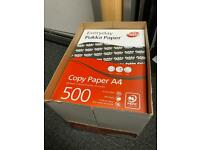 Copy Paper A4 80GSM 4 Reams Pukka Paper[SOLD]