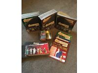 Horrible Histories Magasines, Timeline, Cards