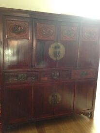 Chinese Cabinet - large, decorative storage