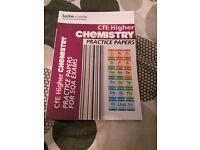 Various higher chemistry textbooks