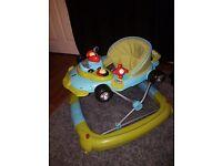 Baby Car Walker/Rocker Ace Sport F1
