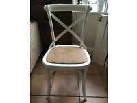 Country style dining chair