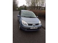 reault scenic 1.6 dynamique ,like a zafira,people carrier type
