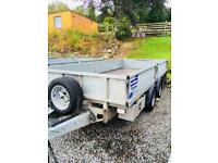 Ifor Williams LM125G dropside trailer £1775 + VAT (£2130)
