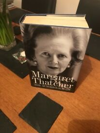 Thatcher Autobiography and JFK biography