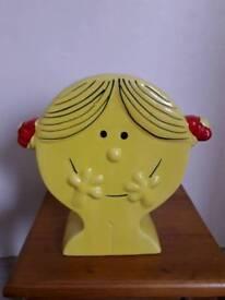Little Miss Sunshine Money Box