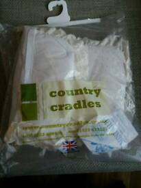 New Country cradles deluxe mini muff