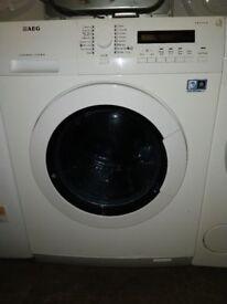 AEG Washer/Dryer (8kg ) (6 months warranty)