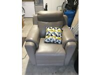 Italian Electrically operated Reclining Chair