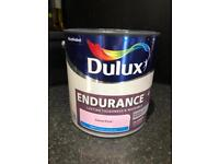 Dulux Endurance emulsion paint Sweet Pink & Fuschia Lily