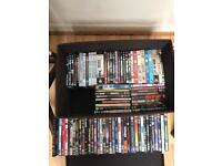 Set of DVDs and DVD boxets