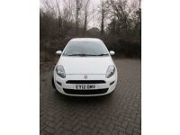FIAT PUNTO EASY 2012 STOP START 5 DOOR HATCHBACK