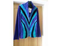 Ladies designer Knitted jacket