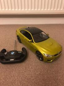 RC BMW M4 coupe
