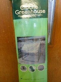 Cloche Greenhouse for Garden Plants in Hertford, Herts