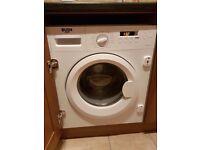 Bush Integrated Washing Machine