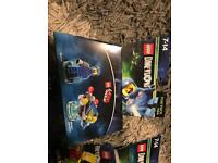 Lego dimensions play sets
