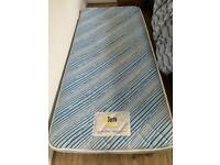 2x single mattresses - free collection SW19 3DU