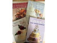 Wedding cake baking books