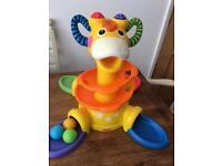 Fisher Price sit to stand musical giraffe