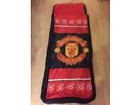 AS NEW Manchester United Ready bed