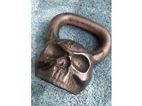 12KG Kettlebone kettle bell. New and unused