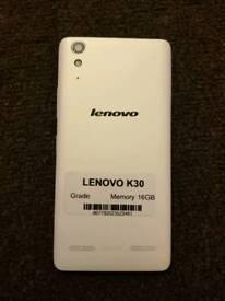 Lenovo k30 new unlocked