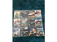 12 PlayStation 3 games
