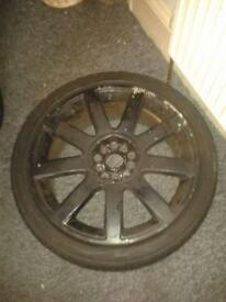 vw audi alloys 5x100 5x112