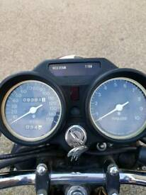 Suzuki gt380 uk 1976 under 10,000 miles