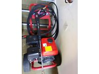 Jet Pressure Washer (petrol) - Barely Used
