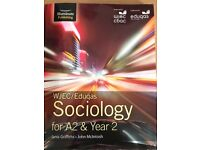 WJEC AS/A2 Sociology Textbook