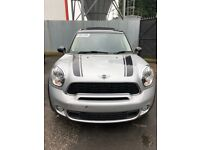 Mini Countryman Cooper S All4 R60, N18B16 Engine, GA6F21AW Box, Front End Airbag-BREAKING FOR PARTS