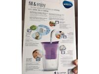Britt water filter jug