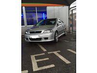 Silver Astra SRI 1.8 Petrol