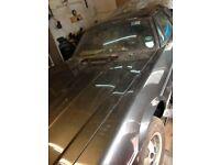 Jaguar xjs unfinished project