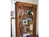 Indian Rosewood Bookcase