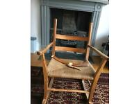 Rocking chair - a project