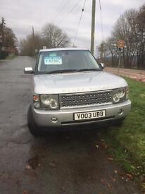 Range Rover 3.0 td hse