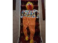 Clown Fancy Dress Costume Adult