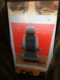 Vw t5 passenger captain seat