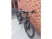 "Dawes xc24 26"" men's mountain bike 18"" frame mint condition"