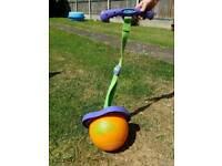 Hip hoppa. Balance ball.