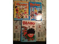 Beano annuals