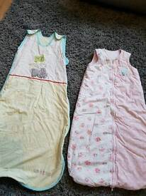 Baby sleep bags 6-18months