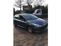 Peugeot 307 s 2006 1.6 16v. 12 months MOT. 71,000 miles. Good condition inside and out.
