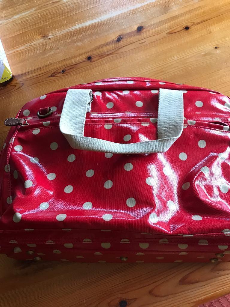 Genuine Cath Kidston computer bag