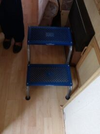 Very Strong and Wide Caravan Steps. Barely Used