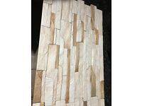 10.5 square meter of tiles / bricks New in boxes