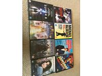 BARGAIN (50p each)Range of DVDS/Games
